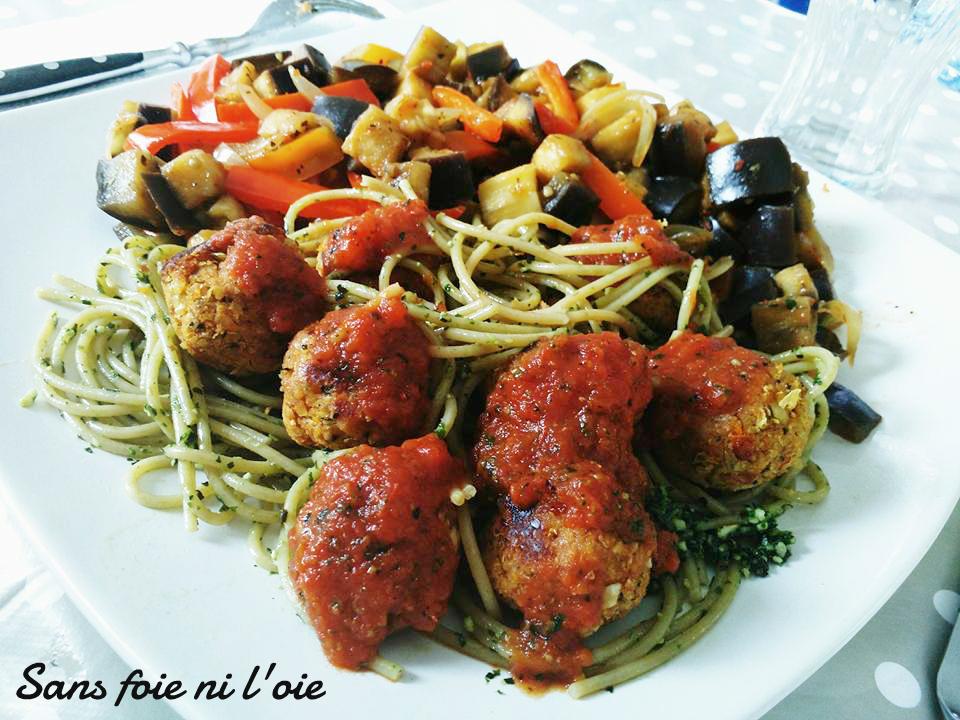 Boulettes de haricots blancs tomates s ch es et basilic - Basilic seche a ne pas consommer ...